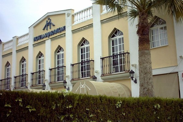 Hotel Majaravique Sevilla - фото 16