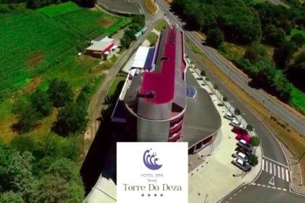 Hotel Spa Norat Torre Do Deza - фото 21