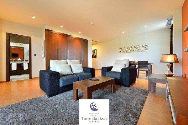 Hotel Spa Norat Torre Do Deza - фото 3
