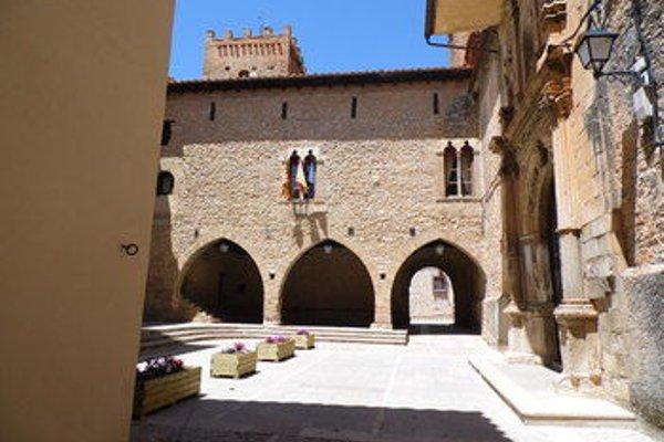 Hospederia Palacio de la Iglesuela - фото 19