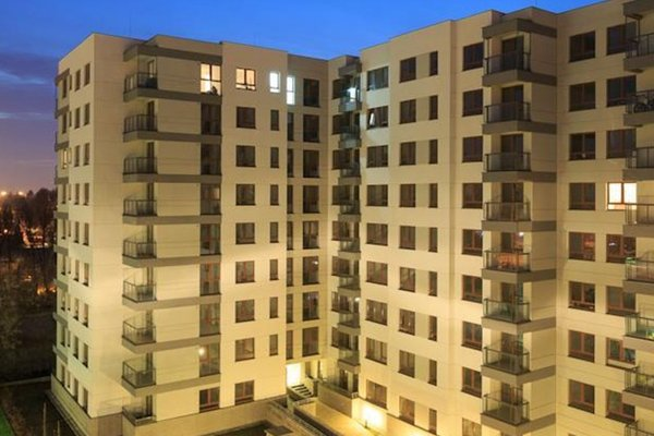 City Aparthotel Ochota - фото 21