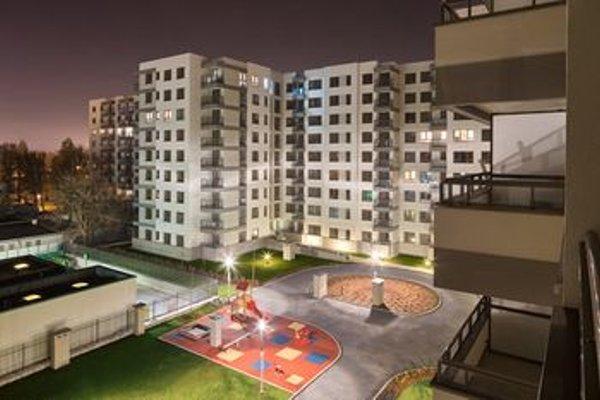 City Aparthotel Ochota - фото 22