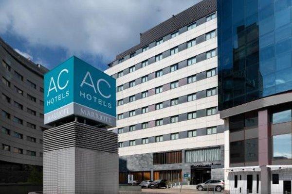AC Hotel A Coruna, a Marriott Lifestyle Hotel - фото 23
