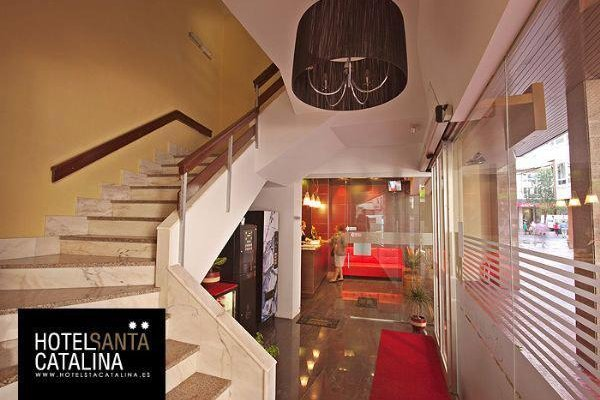 Hotel Santa Catalina - фото 16