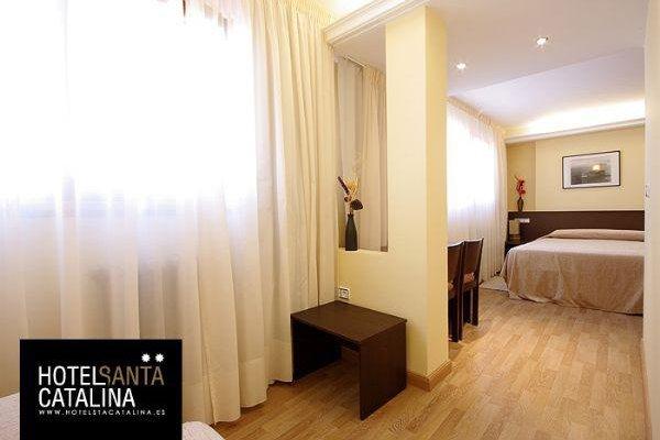 Hotel Santa Catalina - фото 9