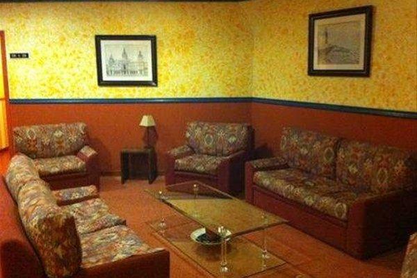 Hotel Almirante - фото 10