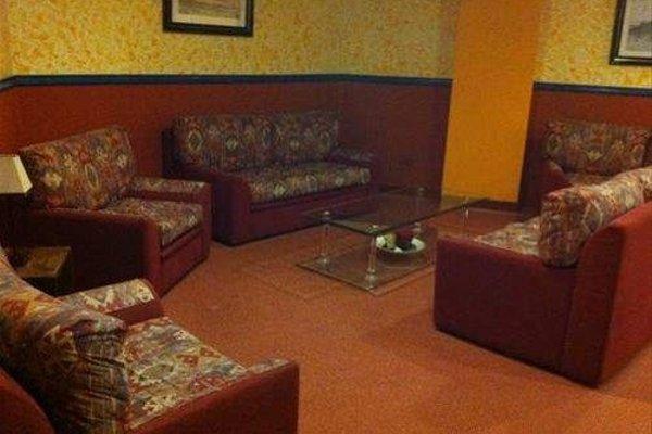 Hotel Almirante - фото 11