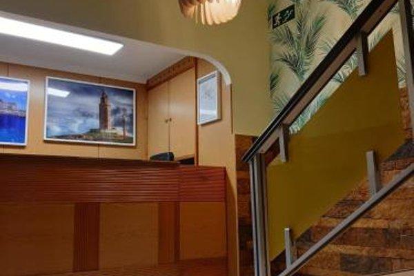Hotel Almirante - фото 16