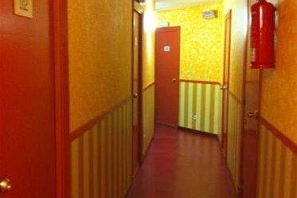 Hotel Almirante - фото 18