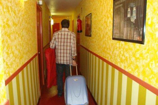 Hotel Almirante - фото 20