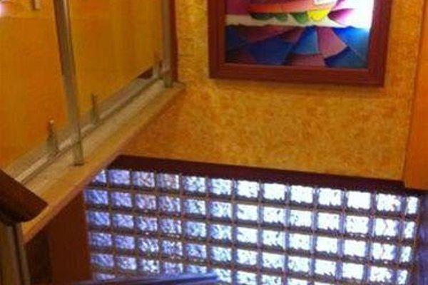 Hotel Almirante - фото 21