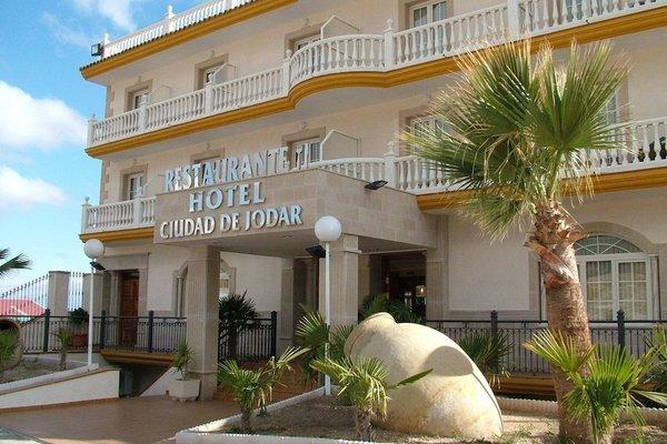 Hotel Ciudad de Jodar - фото 23