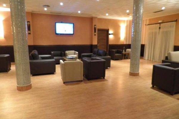Hotel Ciudad de Jodar - фото 5
