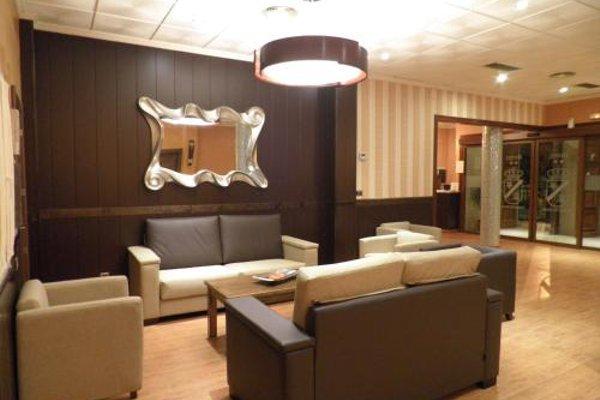 Hotel Ciudad de Jodar - фото 7