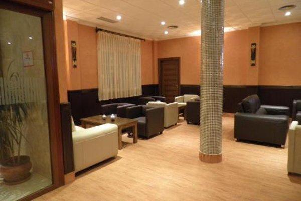 Hotel Ciudad de Jodar - фото 8