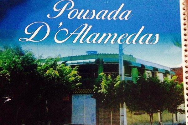 Pousada D Alamedas - фото 15