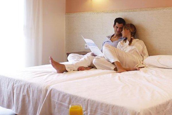 Hotel Sercotel Balneario Sicilia - фото 50