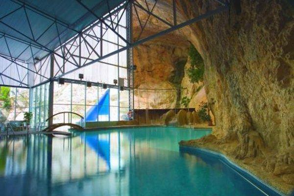 Hotel Sercotel Balneario Sicilia - фото 12
