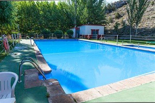 Hotel Sercotel Balneario Sicilia - фото 20