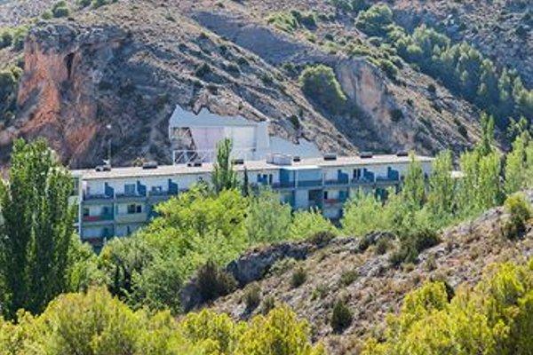 Hotel Sercotel Balneario Sicilia - фото 23