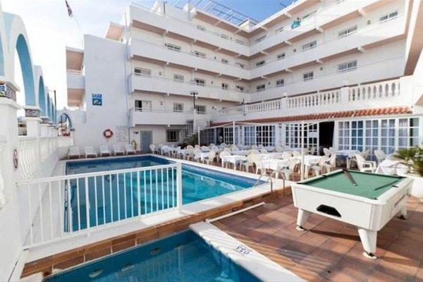 Hotel Apartamentos Lux Mar - фото 17