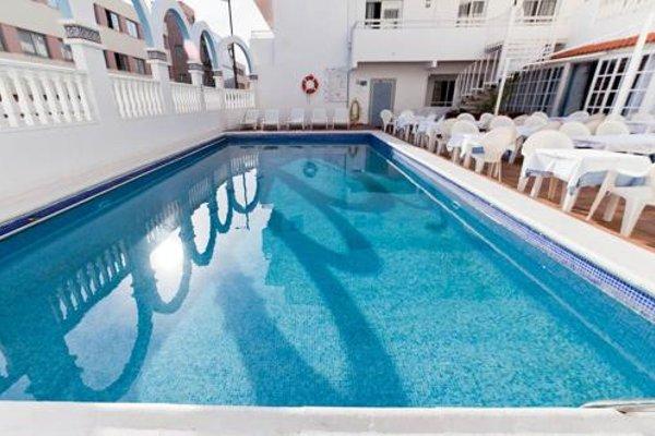 Hotel Apartamentos Lux Mar - фото 18