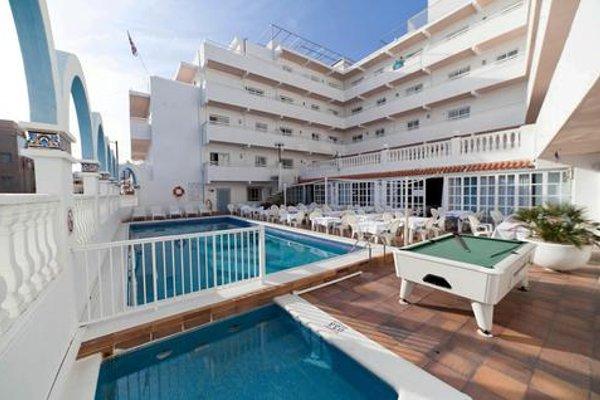 Hotel Apartamentos Lux Mar - фото 20