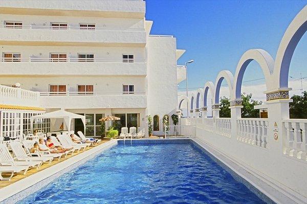 Hotel Apartamentos Lux Mar - фото 21