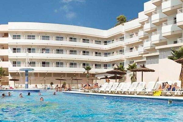 Hotel Apartamentos Lux Mar - фото 22