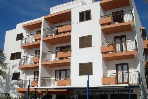 Apartamentos Llevant - фото 22