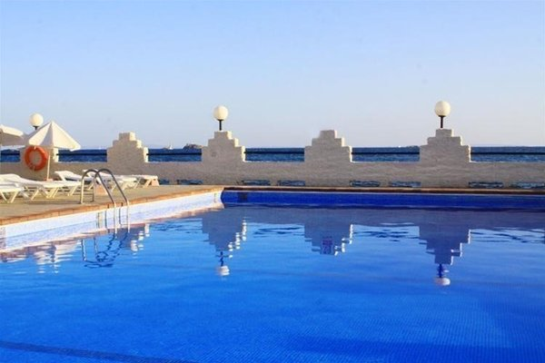 Hotel Nautico Ebeso - фото 21