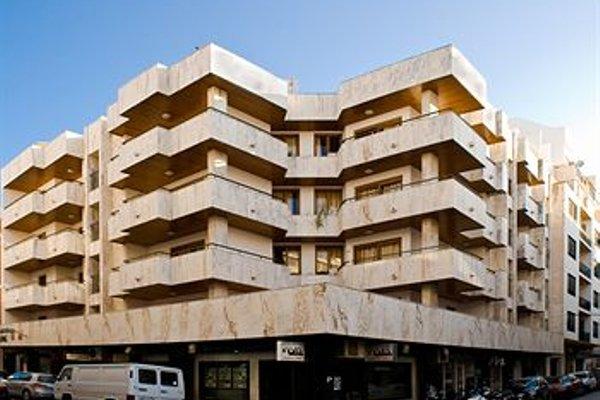 Apartamentos Los Robles - фото 20