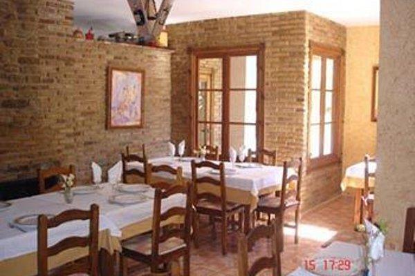 Casa Rural Fuente La Teja - фото 13
