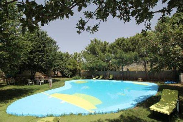 Casa Rural Fuente La Teja - фото 21