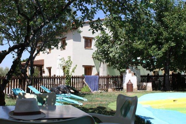 Casa Rural Fuente La Teja - фото 23