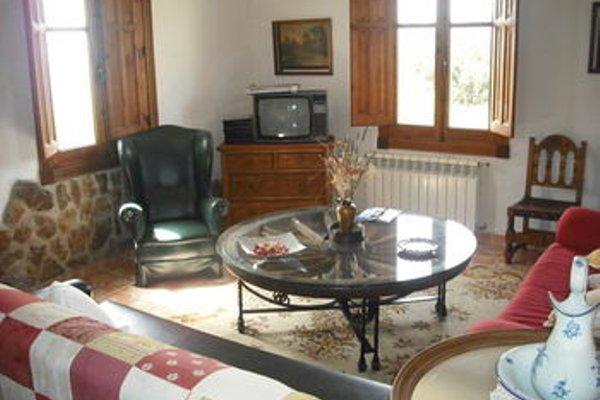 Casa Rural Fuente La Teja - фото 5