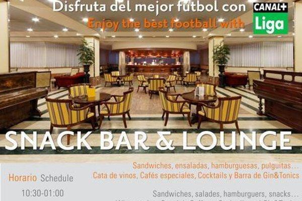 Tryp Guadalajara Hotel - 12