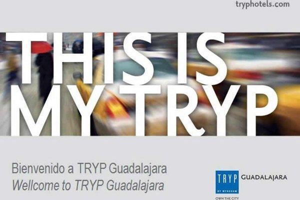Tryp Guadalajara Hotel - 18