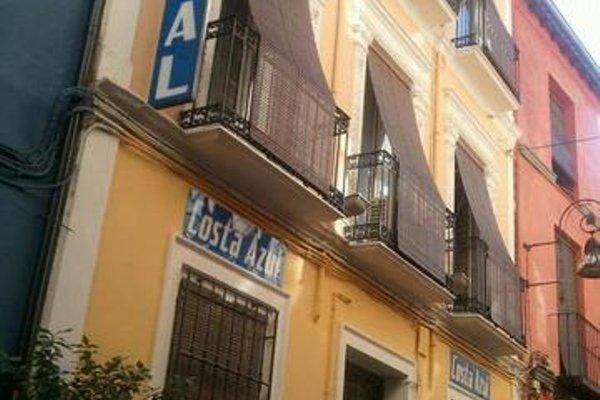 Hostal Costa Azul - фото 22