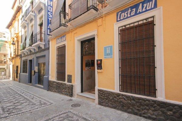 Hostal Costa Azul - фото 23