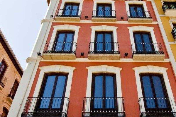 Hotel Plaza Nueva - фото 21