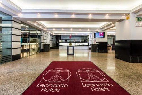 Leonardo Hotel Granada - фото 15