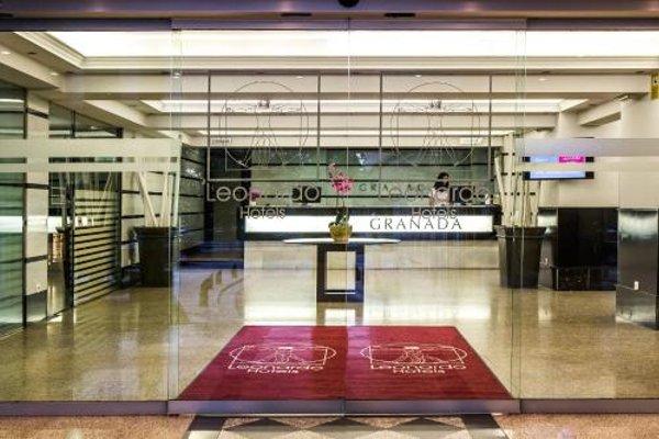 Leonardo Hotel Granada - фото 16
