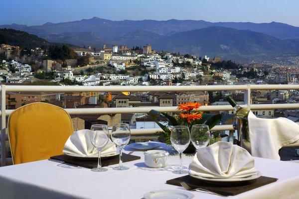 Leonardo Hotel Granada - фото 21