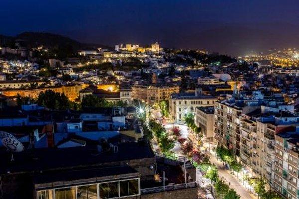 Leonardo Hotel Granada - фото 23