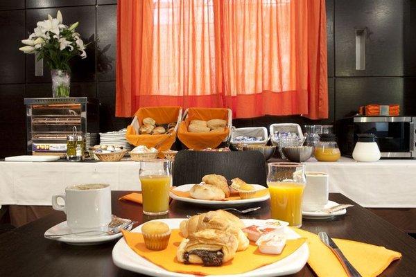 Hotel Los Girasoles - фото 12