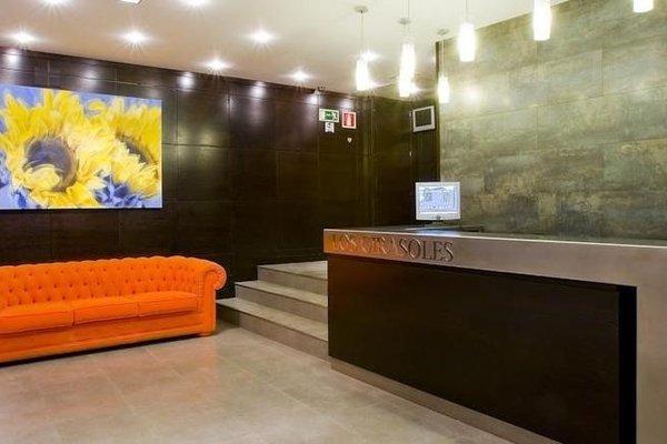 Hotel Los Girasoles - фото 21