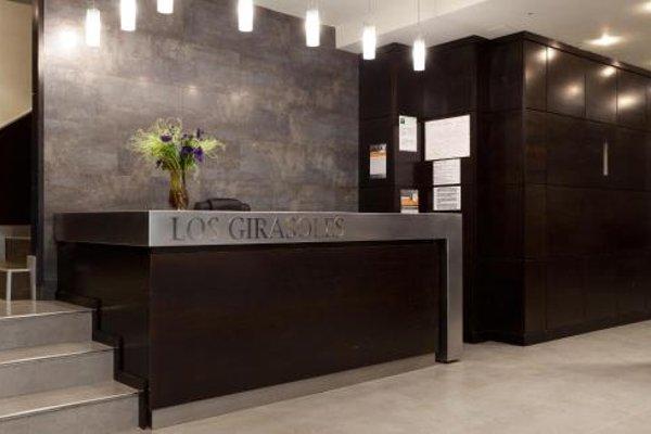 Hotel Los Girasoles - фото 22