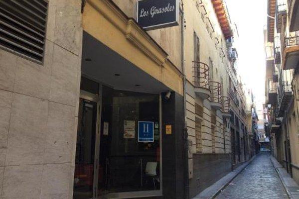 Hotel Los Girasoles - фото 23