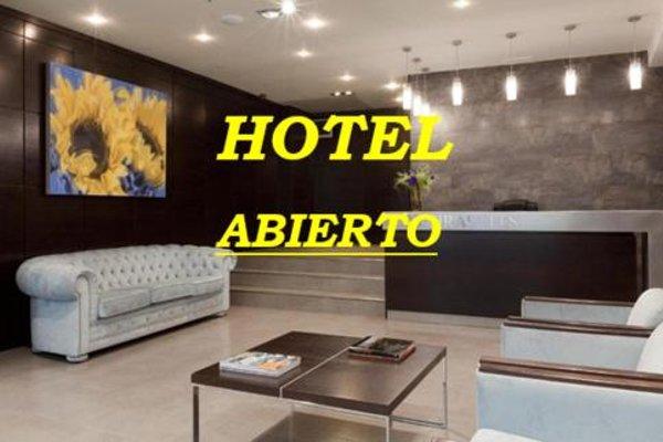 Hotel Los Girasoles - фото 5